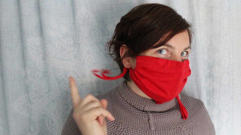 naredi sam maska za obraz