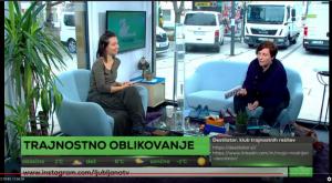 trajnostno oblikovanje moda intervju 11 2020 ljubljana tv 6